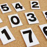 法人番号が管理のスタンダードになる。取引先リストに番号欄を追加しておこう